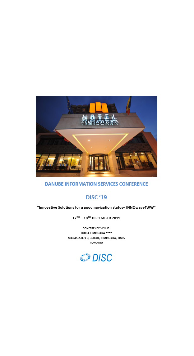 Gis Forum Danube - DISC 2019