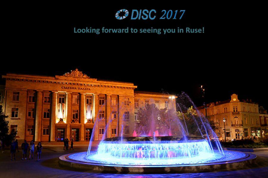 Disc 2017 - Ruse