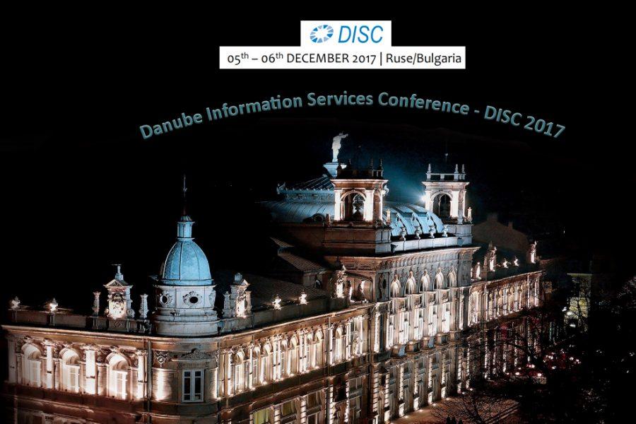 Gis Forum Danube - DISC 2017